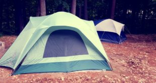 Campingplätze für Zelte