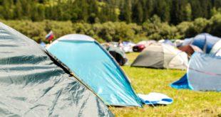 Camping Zelt schneller aufbauen