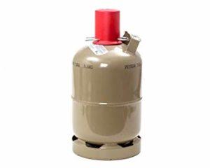 Gasflaschen statt Gaskartuschen