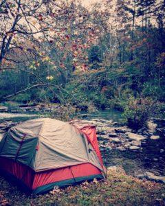 Zelt für Camping mieten
