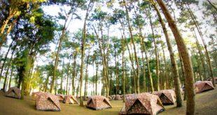 Wo ist Zelten in Deutschland erlaubt