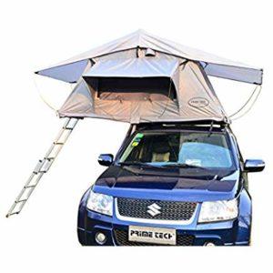 Camping Zelt auf Autodach
