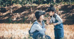 ab wann zelten mit Kindern